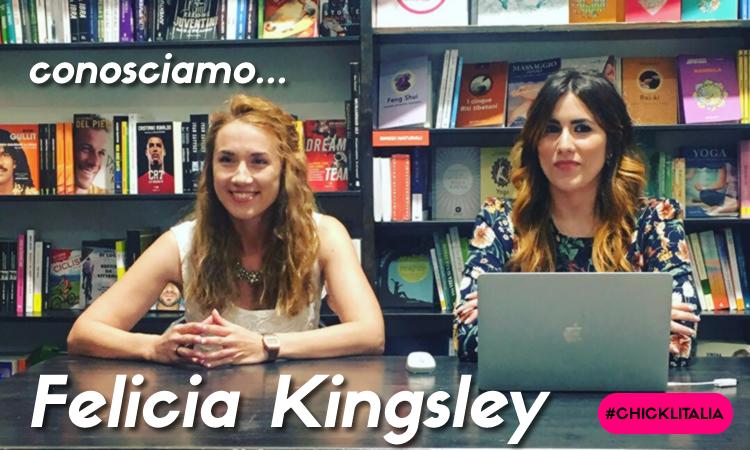 Felicia Kingsley, nice to meet you!