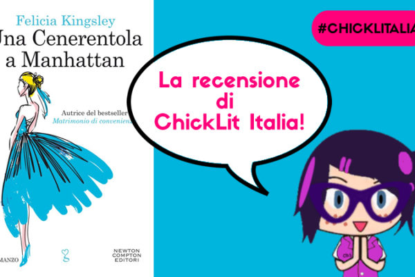 Una Cenerentola a Manhattan – la recensione ★★★★★ :: review party!