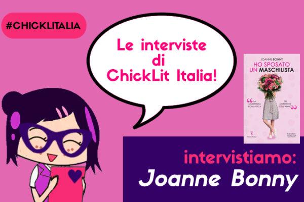 """Joanne Bonny – l'intervista """"Ho sposato un maschilista: da Wattpad alla Newton Compton, passando per il self-publishing"""""""