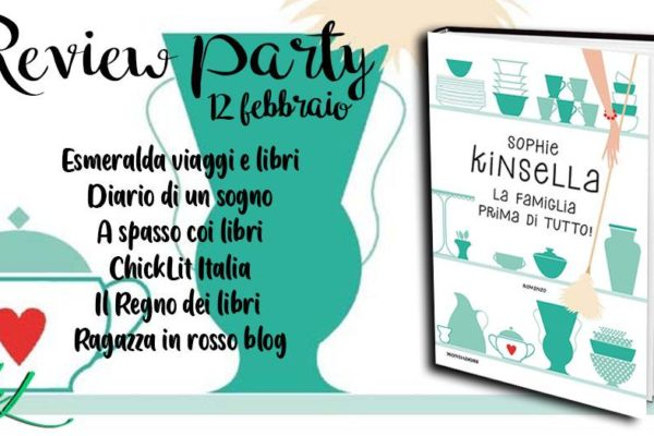 La famiglia prima di tutto! – review party!